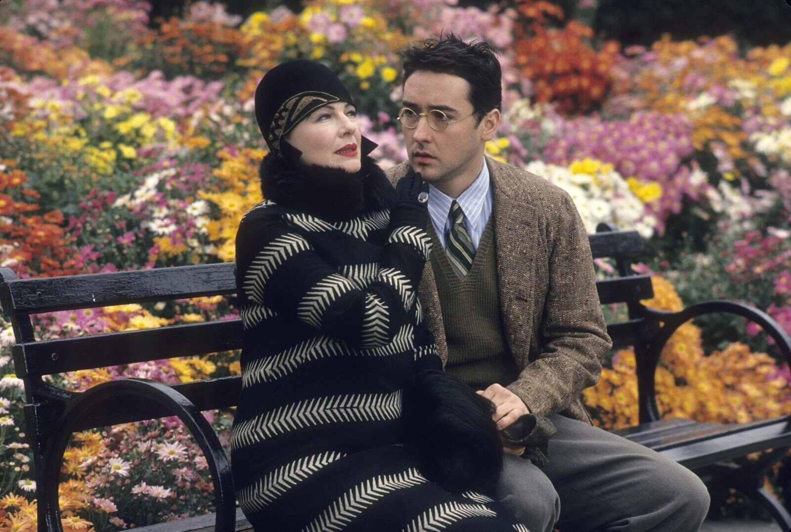an analysis of the play bullets over boradway by woody allen Watch video directed by woody allen with woody  bullets over broadway (1994)  it's a shame that so much negative criticism focuses on deconstructing harry's bad.