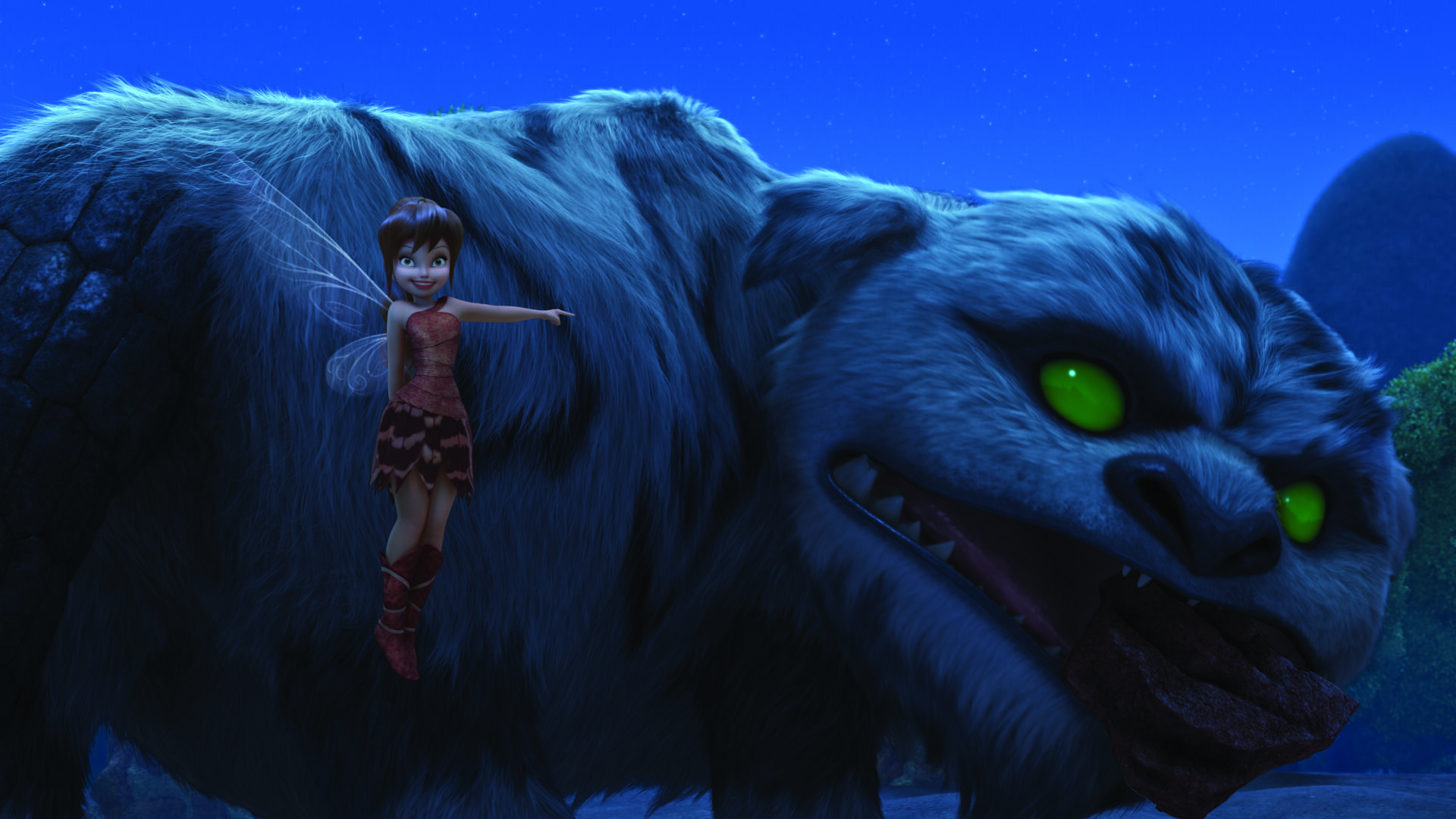 Картинки из феи легенда о чудовище