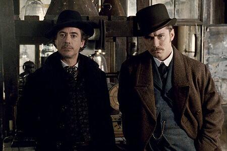 «Шерлок Холмс»: Рецензия Киноафиши