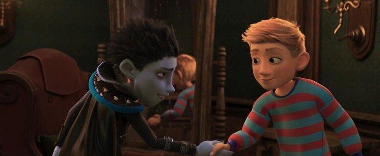 «Маленький вампир»: Рецензия Киноафиши