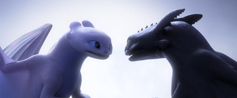«Как приручить дракона 3»: Рецензия Киноафиши