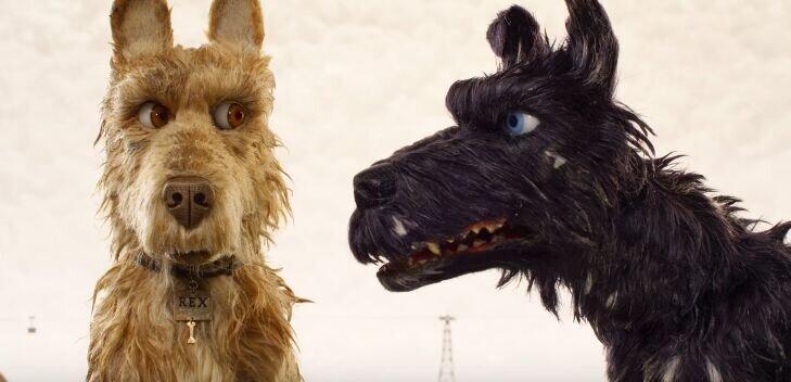«Остров собак»: Рецензия Киноафиши