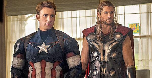 «Мстители: Эра Альтрона»: Рецензия Киноафиши