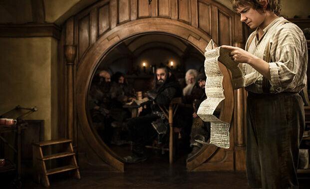 «Хоббит: Нежданное путешествие»: Рецензия Киноафиши