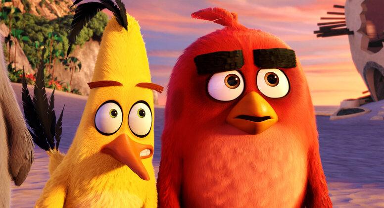 «Angry Birds в кино»: Рецензия Киноафиши