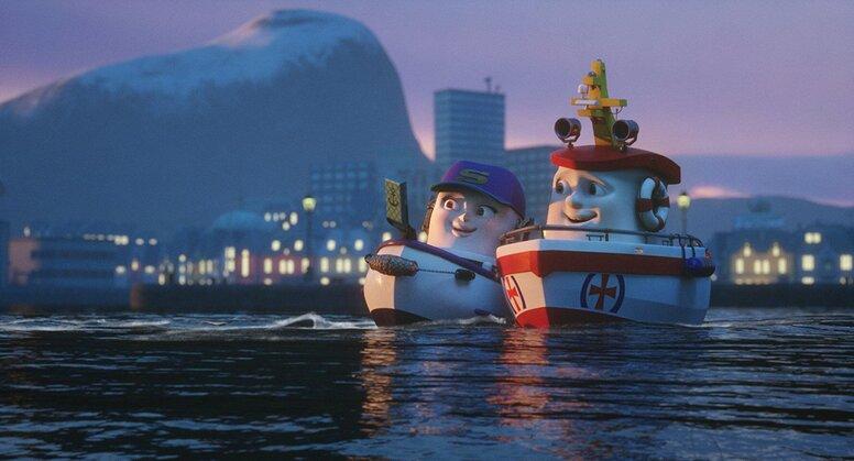 «Поднять якоря!»: Рецензия Киноафиши
