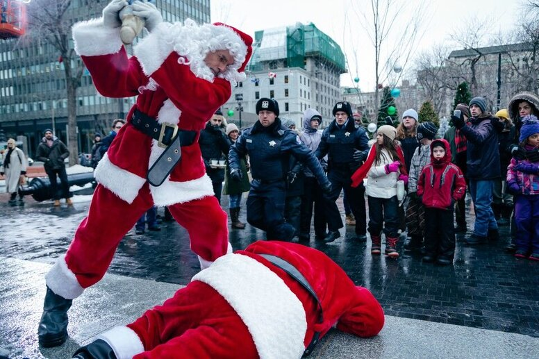«Плохой Санта 2»: Рецензия Киноафиши