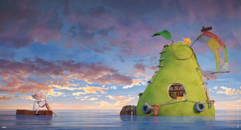 «Невероятная история о гигантской груше»: Рецензия Киноафиши