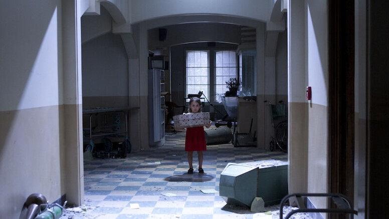 «Призраки Элоиз»: Рецензия Киноафиши