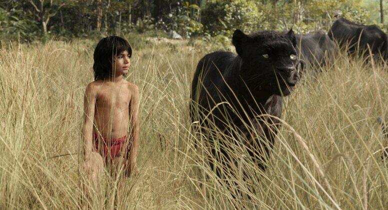 «Книга джунглей»: Рецензия Киноафиши