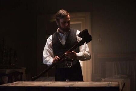 «Президент Линкольн: Охотник на вампиров»: Рецензия Киноафиши