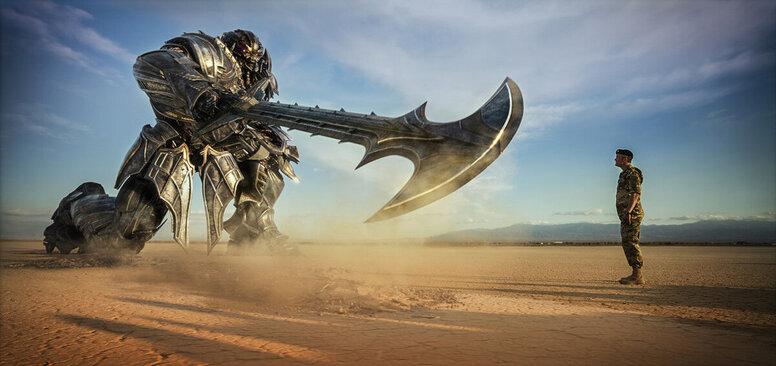 «Трансформеры: Последний рыцарь»: Рецензия Киноафиши
