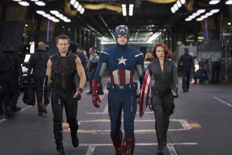 «Мстители»: Рецензия Киноафиши