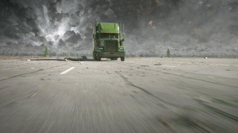«Ограбление в ураган»: Рецензия Киноафиши