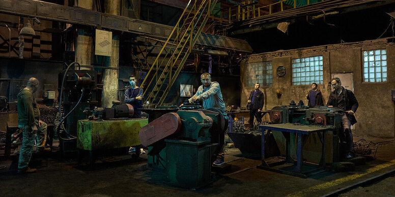 «Завод»: Рецензия Киноафиши