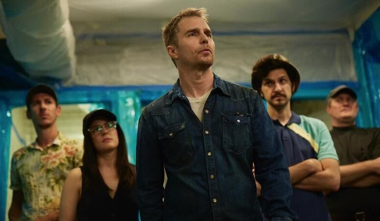 «Голубая игуана»: Рецензия Киноафиши