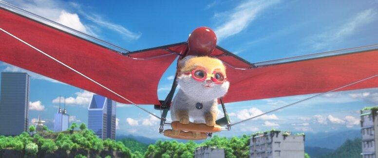 «Большой кошачий побег»: Рецензия Киноафиши