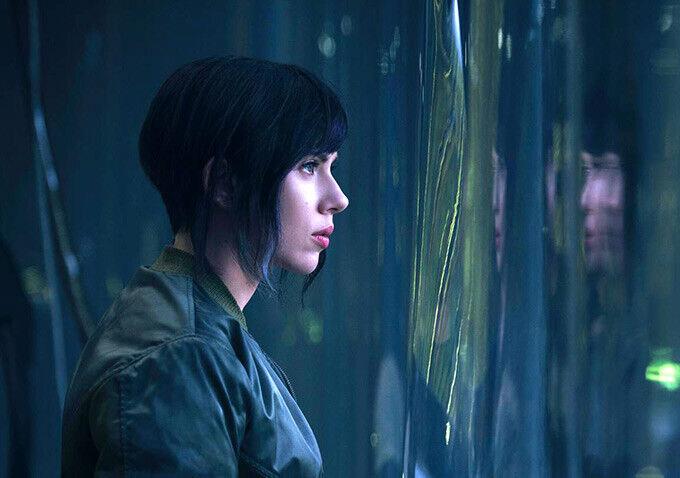 «Призрак в доспехах»: Рецензия Киноафиши