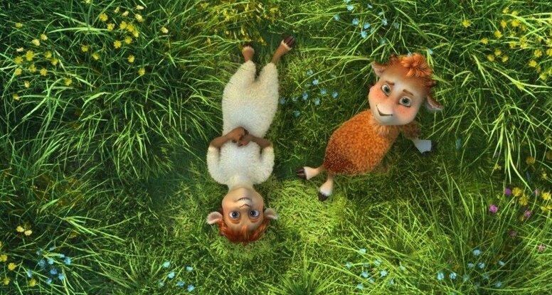 «Волки и овцы: б-е-е-е-зумное превращение»: Рецензия Киноафиши