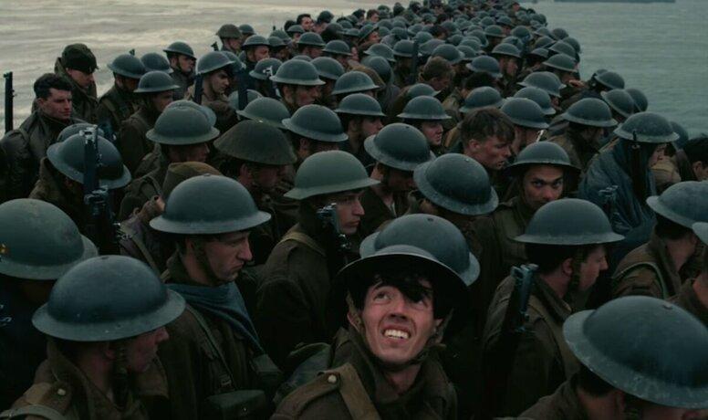 «Дюнкерк»: Рецензия Киноафиши