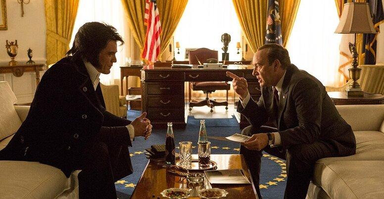 «Элвис и Никсон»: Рецензия Киноафиши