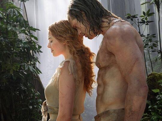 «Тарзан. Легенда»: Рецензия Киноафиши
