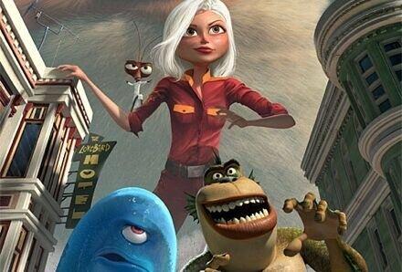 «Монстры против пришельцев»: Рецензия Киноафиши