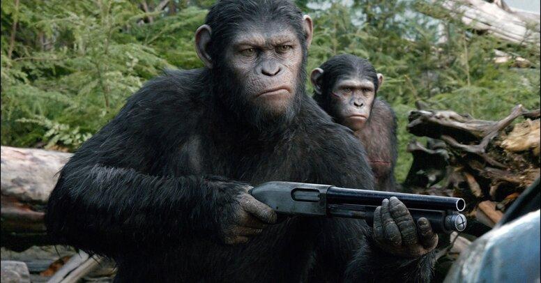 «Планета обезьян: Революция»: Рецензия Киноафиши