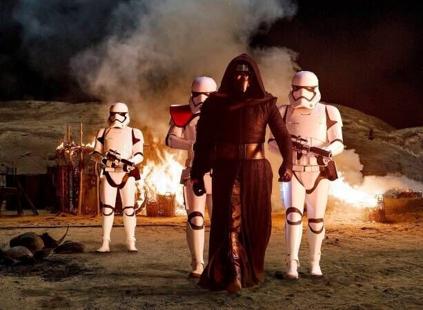 «Звездные войны: Пробуждение силы»: Рецензия Киноафиши