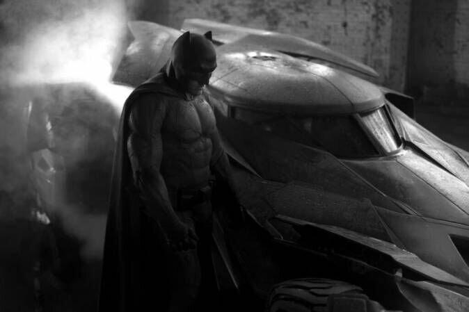«Бэтмен против Супермена: На заре справедливости»: Рецензия Киноафиши