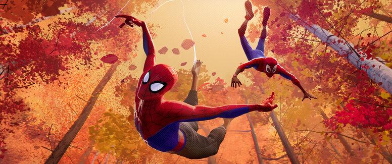 «Человек-паук: Через вселенные»: Рецензия Киноафиши