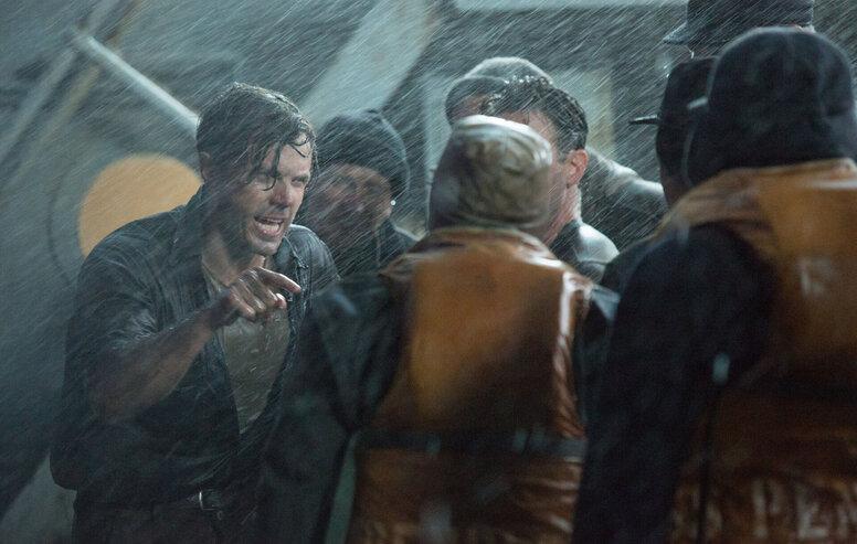 «И грянул шторм»: Рецензия Киноафиши