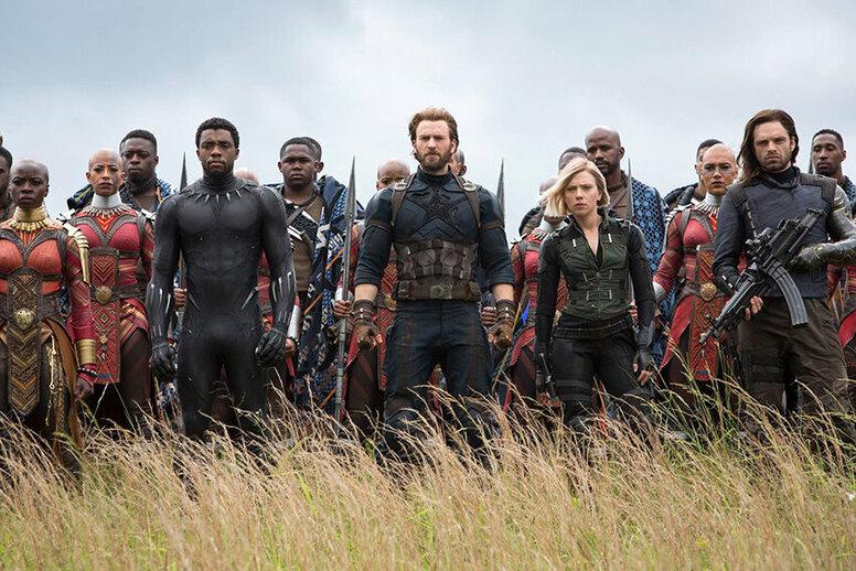 «Мстители: Война бесконечности»: Рецензия Киноафиши