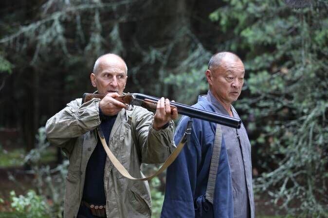 «Иерей-Сан. Исповедь самурая»: Рецензия Киноафиши