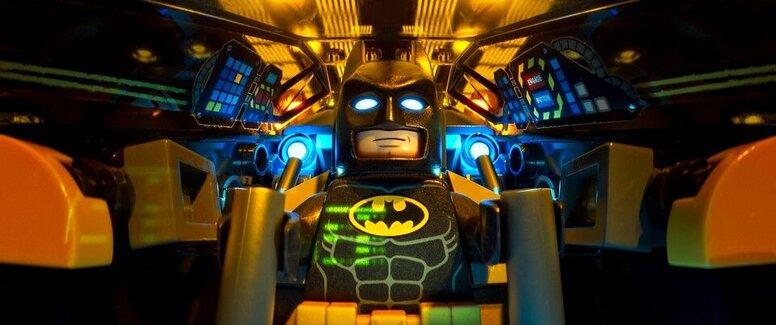 «Лего Фильм: Бэтмен»: Рецензия Киноафиши