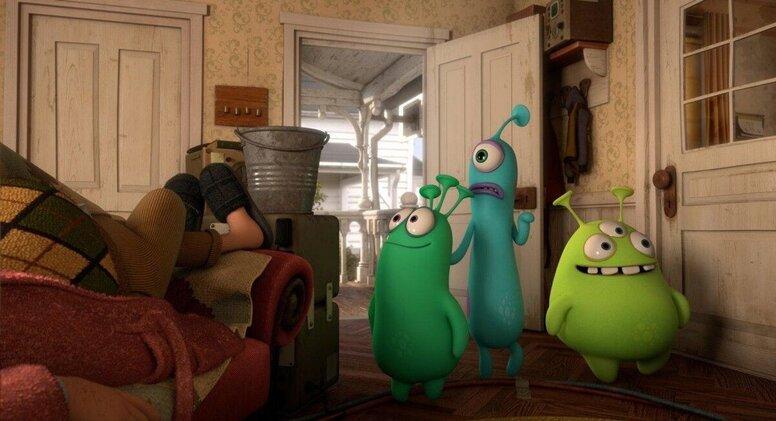«Пришельцы в доме»: Рецензия Киноафиши