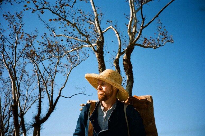 «Ван Гог. На пороге вечности»: Рецензия Киноафиши
