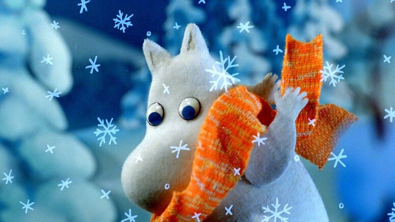«Муми-тролли. Зимняя сказка»: Рецензия Киноафиши