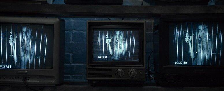 «Клаустрофобия»: Рецензия Киноафиши