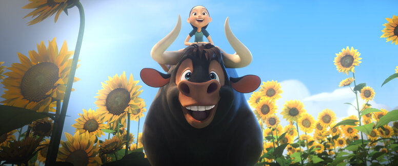 «Фердинанд»: Рецензия Киноафиши