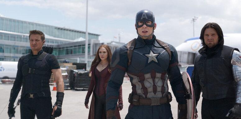 «Первый Мститель: Противостояние»: Рецензия Киноафиши