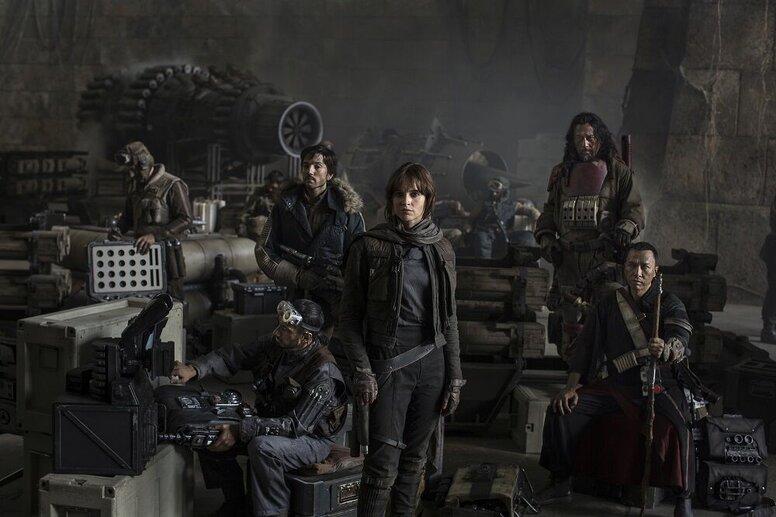 «Изгой-Один. Звёздные Войны: Истории»: Рецензия Киноафиши