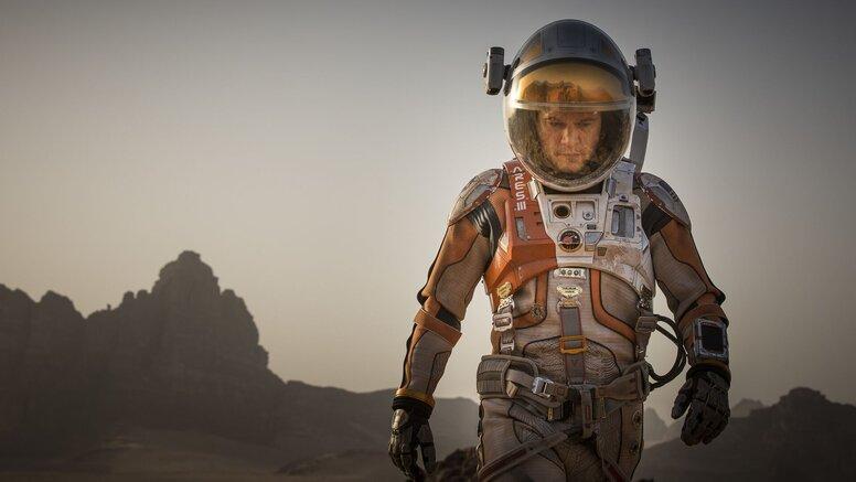 «Марсианин»: Рецензия Киноафиши
