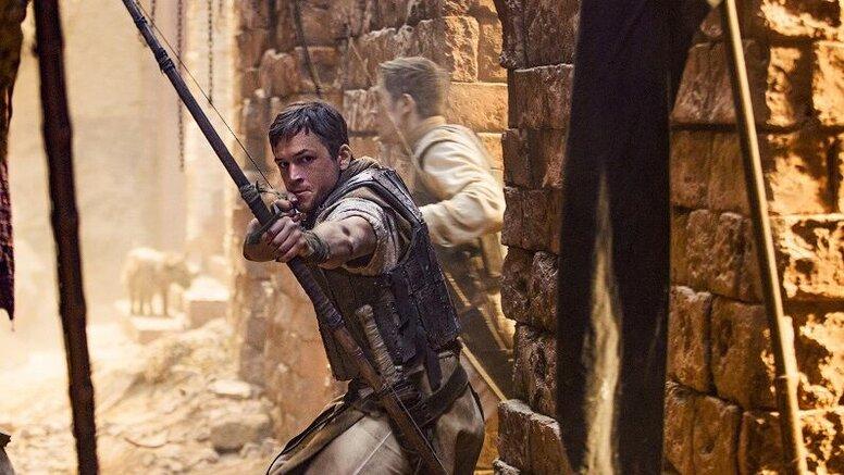 «Робин Гуд: Начало»: Рецензия Киноафиши