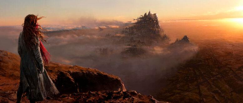 «Хроники хищных городов»: Рецензия Киноафиши