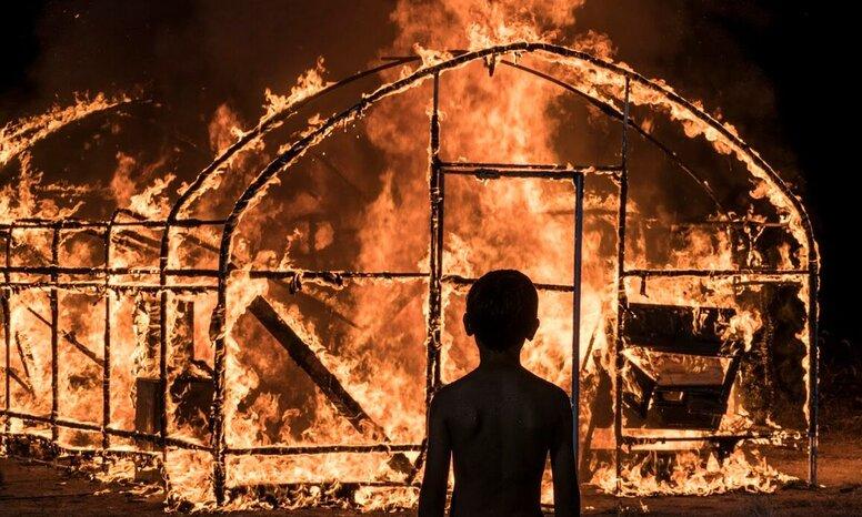 «Пылающий»: Рецензия Киноафиши