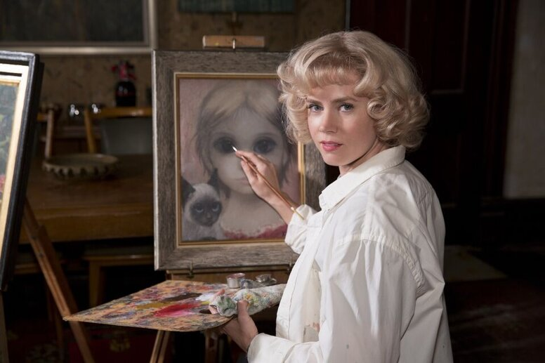 «Большие глаза»: Рецензия Киноафиши