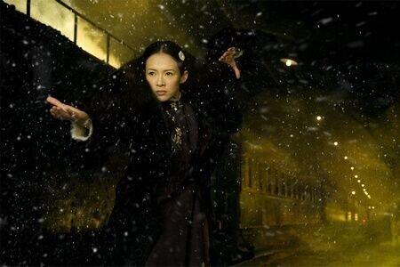 «Великий мастер»: Рецензия Киноафиши