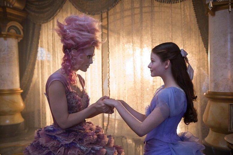 «Щелкунчик и четыре королевства»: Рецензия Киноафиши