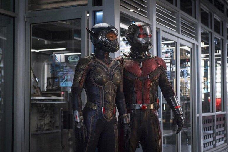 «Человек-муравей и Оса»: Рецензия Киноафиши